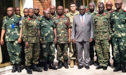 Engagement des responsables des armées des Grands Lacs à mutualiser les efforts contre les groupes armés