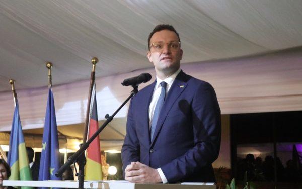 «Rwanda et l'Allemagne veulent bâtir un bon futur» -Ministre Jens Spahn