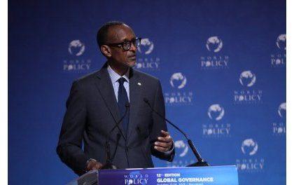 Ntidukwiye guhora twiruka inyuma y'ibihugu dusaba ubufasha-Perezida Kagame