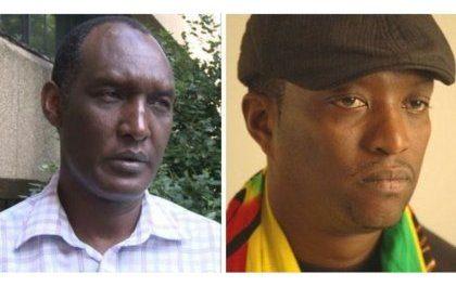 Rurageretse hagati y'umugore wa Ben Rutabana n'abayobozi ba RNC