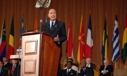 Louise Mushikiwabo rend hommage à l'ancien président français Jacques Chirac