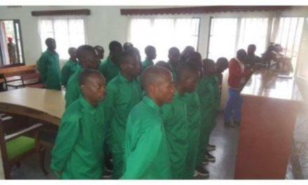 Le tribunal militaire refuse la libération provisoire aux 25 rebelles présumés de RNC