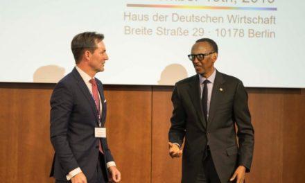 Le Président Paul Kagame en Allemagne appelle plus d'investisseurs au Rwanda