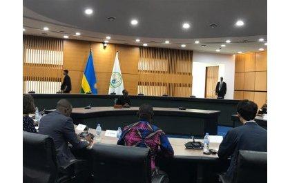 Perezida Kagame yahishuye impamvu Minisiteri y'Umutekano yasubijweho