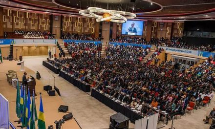 COMMUNIQUE: UMUSHYIKIRANO / Dialogue National 2019