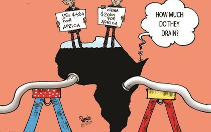 AFRIQUE  :  Arrêtez de Nous Aider, Ça Nous Tue ! – NJ Ayuk