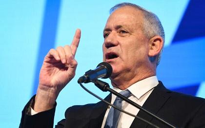 ISRAEL :  « Pas de Relations avec les Régimes Génocidaires et les Dirigeants Racistes » – Gantz