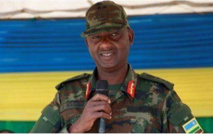 Gén. Alexis Kagame parle d'attaque de Bweyeye ; des troupes burundaises amassées à la lisière de Nyungwe-Kibira