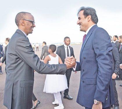 RWANDA – QATAR : « Avec Paul Kagame, le Qatar Semble Avoir Trouvé son Interlocuteur Privilégié en Afrique »