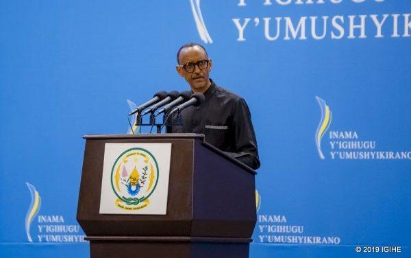 La sécurité reste une priorité absolue pour le Rwanda, selon Kagame