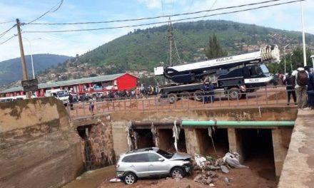 yabugogo: Les crues des eaux de pluies ont provoqué de fortes inondations