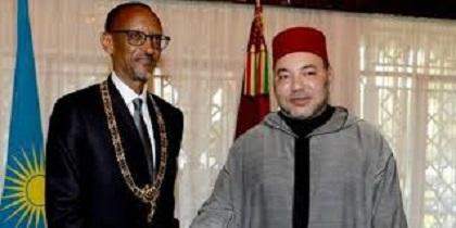 MAROC – RWANDA : Relations Privilégiées Inédit en 2019