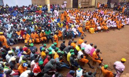 La CNLG exhorte les prisonniers de Mageragere à lutter contre l'idéologie du génocide
