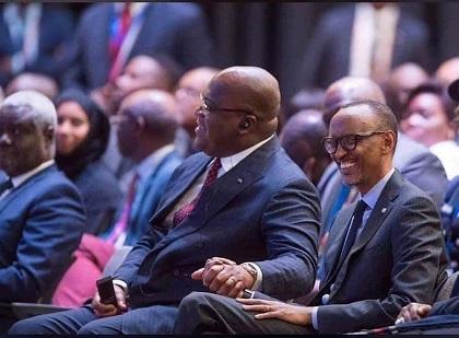 Tshisekedi et Kagame Montre la Voie de l'Afrique que Nous Voulons en 2060