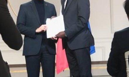 Le nouvel Ambassadeur du Rwanda en France a présenté ses lettres de créance