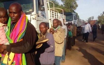 RDC : plus de 1900 combattants FDLR rapatriés au Rwanda