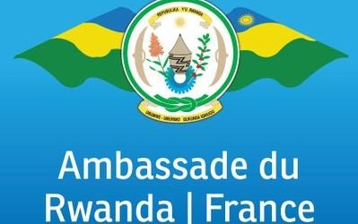 AMBASSADE DE LA REPUBLIQUE DU RWANDA EN FRANCE / COMMUNIQUE