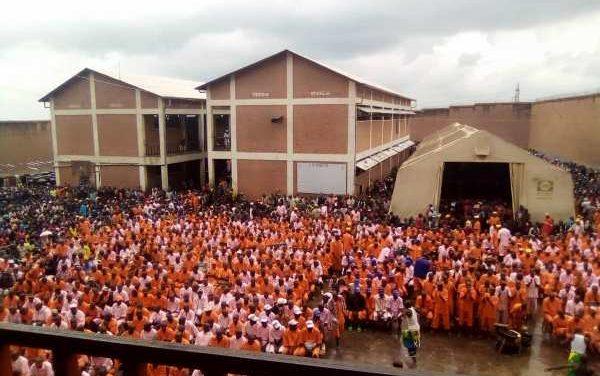La CNLG exhorte les prisonniers de Rubavu à lutter contre l'idéologie du génocide
