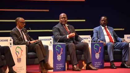 RDC  :  « Nous Veillons à Consolider la Démocratie Pour que l'Homme s'Exprime Librement » – Tshisekedi