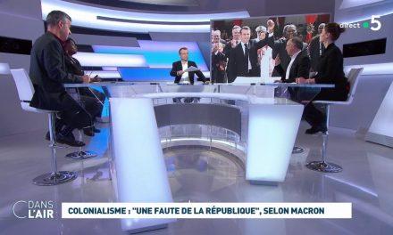 Colonialisme : «une faute de la République», selon Macron #cdanslair 24.12.2019