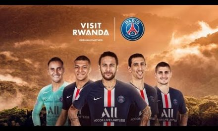 Menya byinshi ku masezerano hagati y'ikipe ya Paris Saint Germain n'u Rwanda