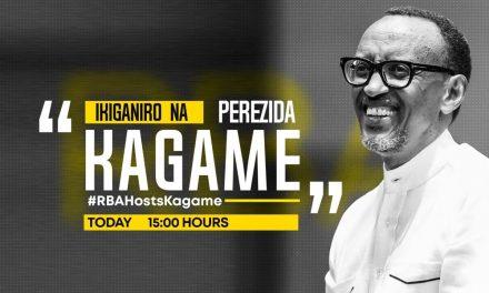 RBA Hosts President Kagame | Kigali, 31 December 2019