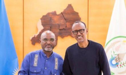 Kigali et Kampala discutent des efforts en cours pour apaiser les tensions