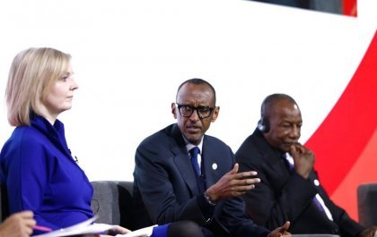 Perezida Kagame yagaragaje ko isoko rusange rya Afurika ryahoze mu bitekerezo by'Abanyafurika