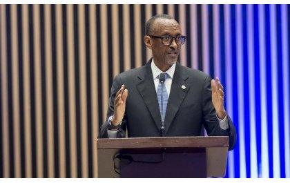 Ikidafite icyo kivuze ni icyo ukorera umuturanyi- Perezida Kagame asubiza Museveni