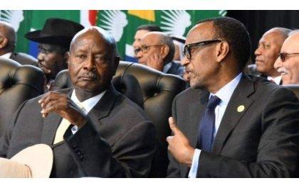 Quand le président P.Kagame demande à Museveni de joindre l'acte à la parole