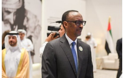 Perezida Kagame yagaragaje aho u Rwanda ruhagaze mu rugendo rw'iterambere rirambye