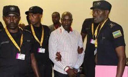 L'ex-bourgmestre Ladislas Ntaganzwa accusé d'être l'exterminateur de trente mille Batutsi à Cyahinda.