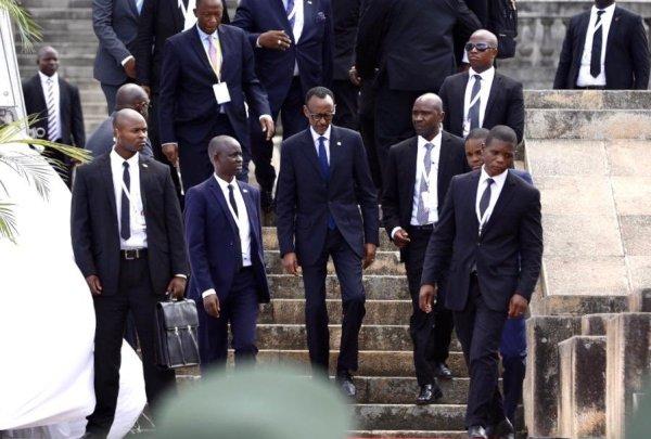 Le Président rwandais à Maputo pour l'investiture de Filipe Nyusi