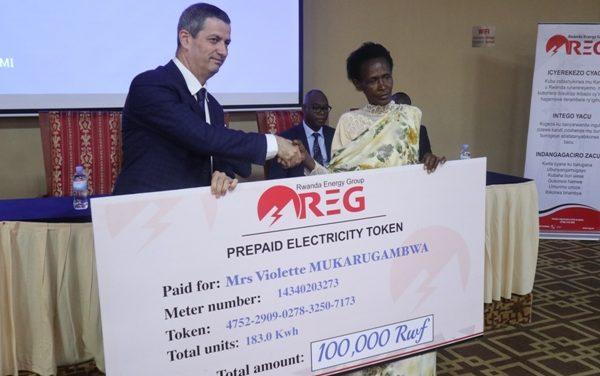 Le Rwanda a célébrée un million de ses ménages tous connectés à l'électricité