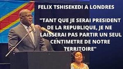 RDC : Tshisekedi n'écarte pas l'option de dissoudre le Parlement et la « Balkanisation » Est une Distraction