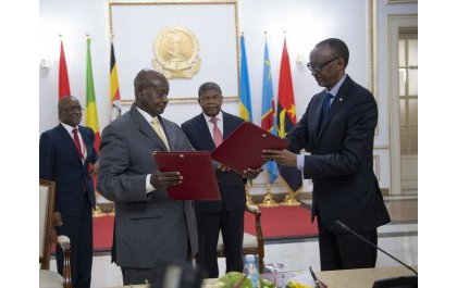 Museveni yiyemeje gushyira iherezo ku bibazo biri hagati ya Uganda n'u Rwanda; Yaba koko akomeje?