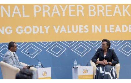Umubano mwiza w'abashakanye ntupfa kubaho gusa, uraharanirwa – Madamu Jeannette Kagame