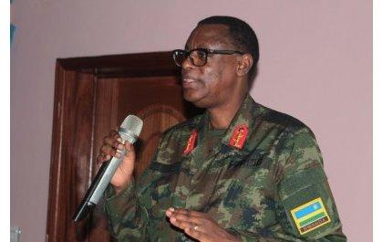 Les Officiels rwandais s'engagent a rapatrier tous les Rwandais même le guerrier général Pacifique Ntawunguka