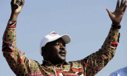 Burundi : parachute doré pour le président sortant Nkurunziza