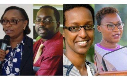 Le Président Kagame nomme de nouveaux ministres