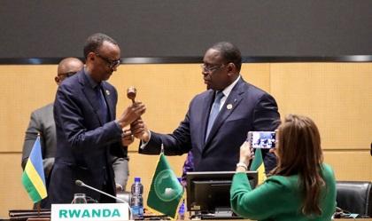 UNION AFRICAINE : Kagame Elu Président de l'Agence de Développement de l'UA – NEPAD