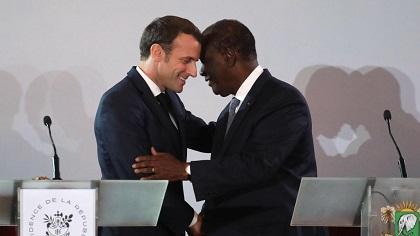 FARNÇAFRIQUE : Du Franc CFA à l'ECO, Tout Changer Pour que Rien ne Change (BdA)