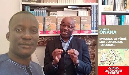 GENOCIDE : Charles Onana et le Négationnisme du Génocide des Batutsi