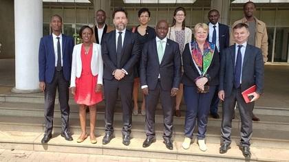 FRANCE – RWANDA: Des Parlementaires Français en Visite au Rwanda