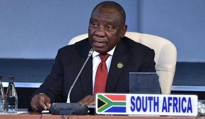 AFRIQUE DU SUD : Aux Problèmes Africains, des Solutions Africaines – Ramaphosa