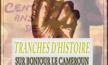 Histoire du panafricanisme par Emmanuel KOLOKOU diffusée sur Crtv en juin 2017