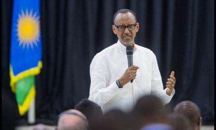 Perezida Kagame yavuze impamvu z'ukwegura kwa Minisitiri Gashumba no kuri ruswa y'ibihumbi 500 Frw yahawe Munyakazi
