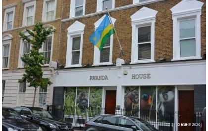 Ambasade z'u Rwanda zafunze imiryango zigendeye ku mabwiriza y'ibihugu ziherereyemo