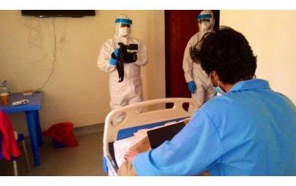 Ubuzima bw'abarwayi ba Coronavirus mu Rwanda nyuma y'iminsi 14 habonetse uwa mbere
