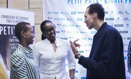 Madamu Jeannette Kagame yitabiriye igikorwa cyo kwerekana bwa mbere filime 'Petit Pays' ya Gaël Faye (Amafoto)